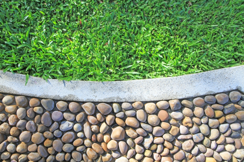 Landscaping with Rocks in Baton Rouge LA